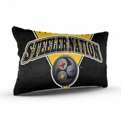 High quality NFL Pittsburgh Steelers pillow case 20